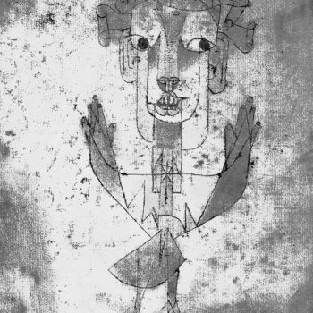 Stylized-Paul-Klee-Angelweb