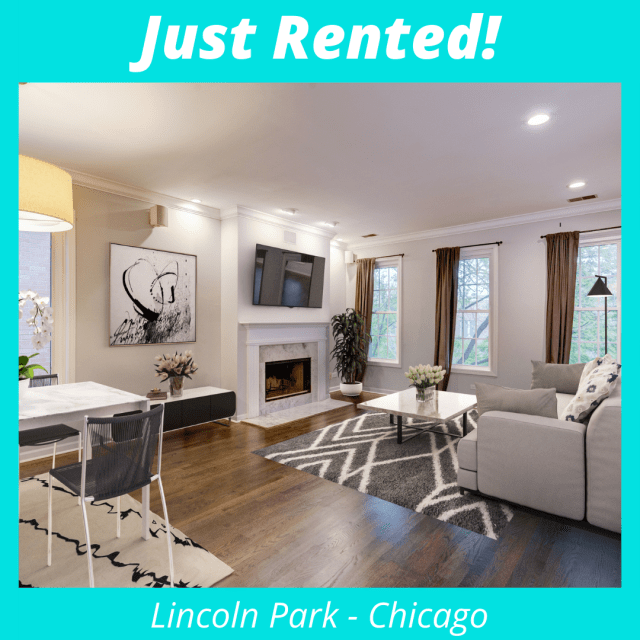 Lincoln Park Condo Just Rented