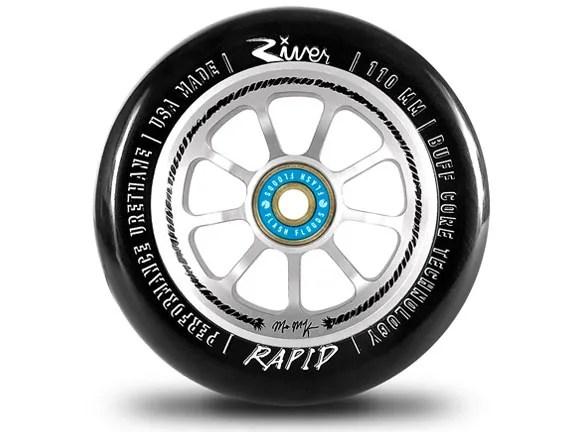 Matt McKeen Signature River Wheel