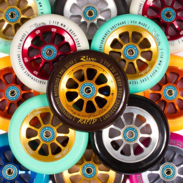 River Blem Wheels