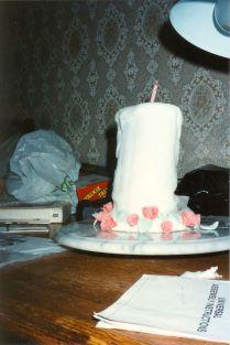 Bronwen 1st birthday cake 15.08