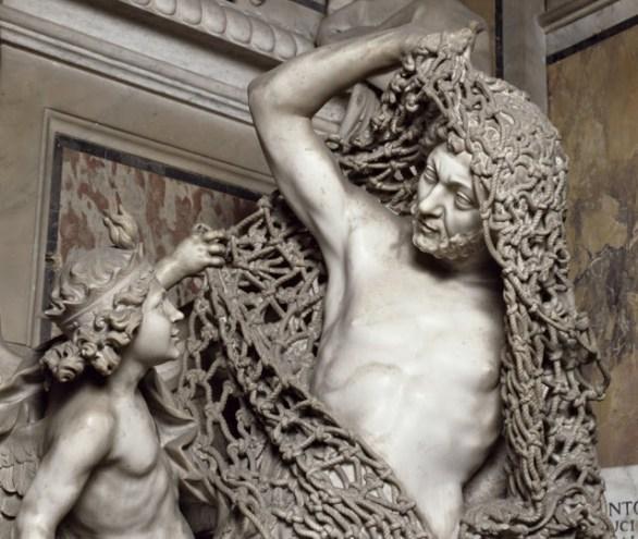 Il Disinganno by Francesco Queirolo, 1753-54