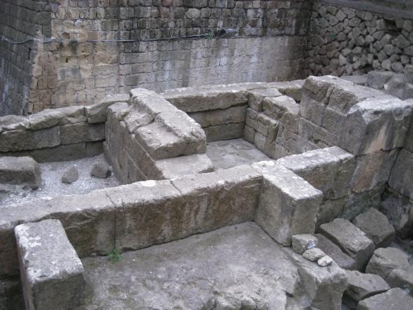 4th Century Greek walls