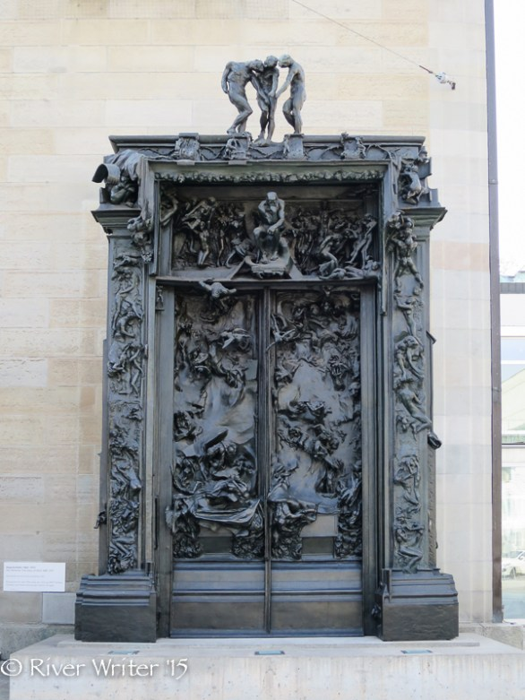 The Gates of Hell. Rodin