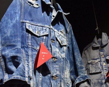 Cone Denim jean jacket