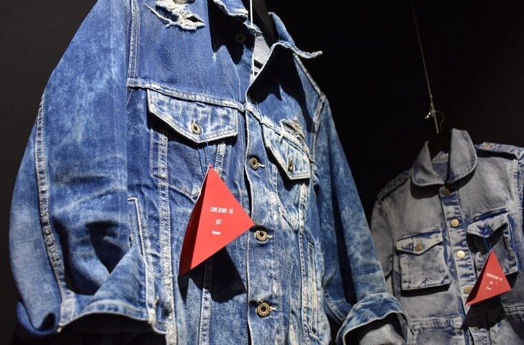 Cone Denim jean jacket