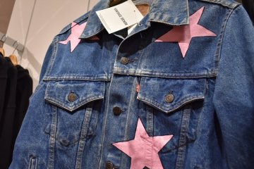 Steve Madden denim jacket