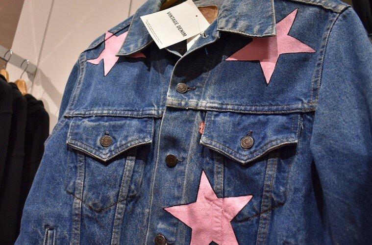 Steve Madden denim jacket
