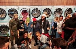 G-Star NYFW Drop Laundromat