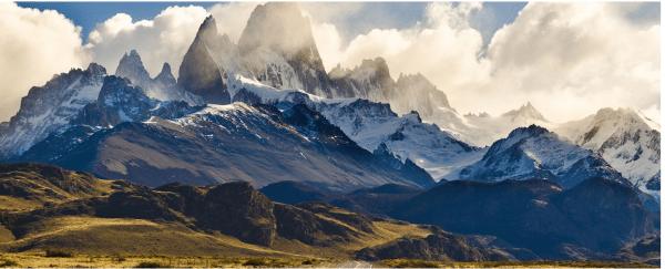 Patagonia bound