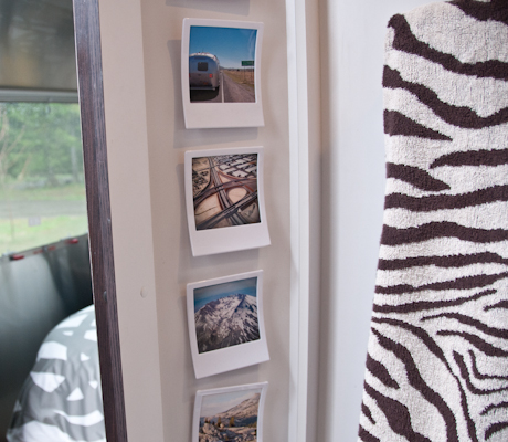 Inside airstream 10