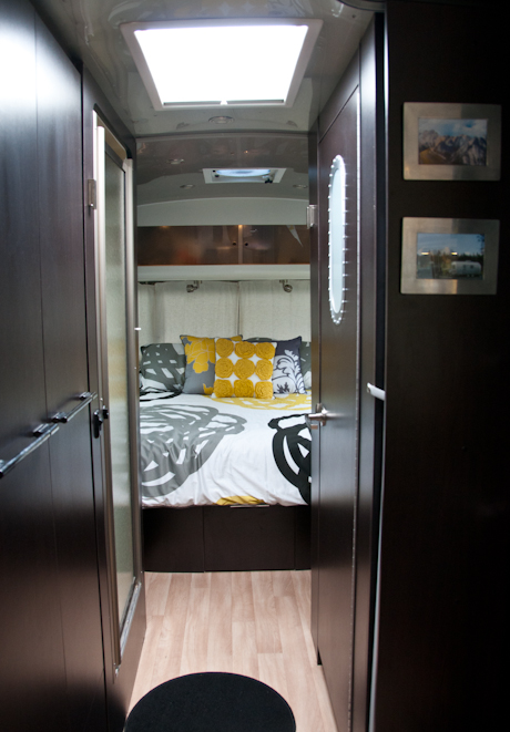 Inside airstream 8