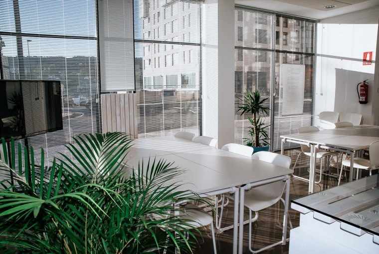 Edmonton commercial office design and construction