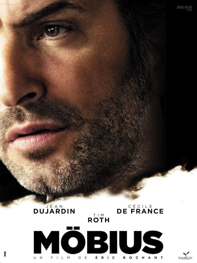 Mobius starring Jean Dujardin