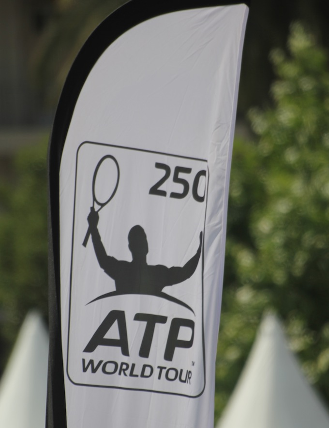 Open de Nice ATP 250 tennis tournament