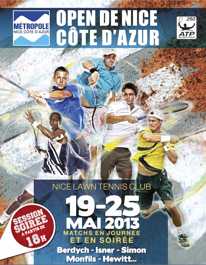 Open de Nice 2013