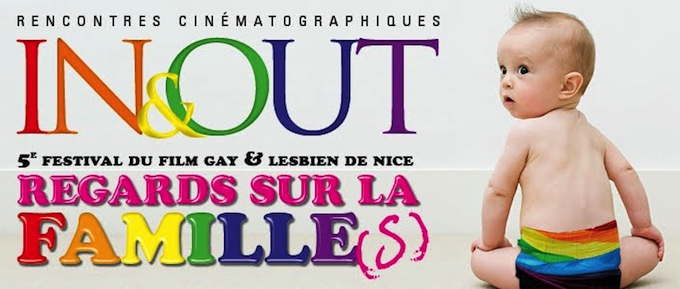 The 2013 IN&OUT LGBT Film Festival in Nice