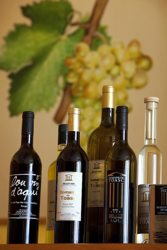Domaine de Toasc wines