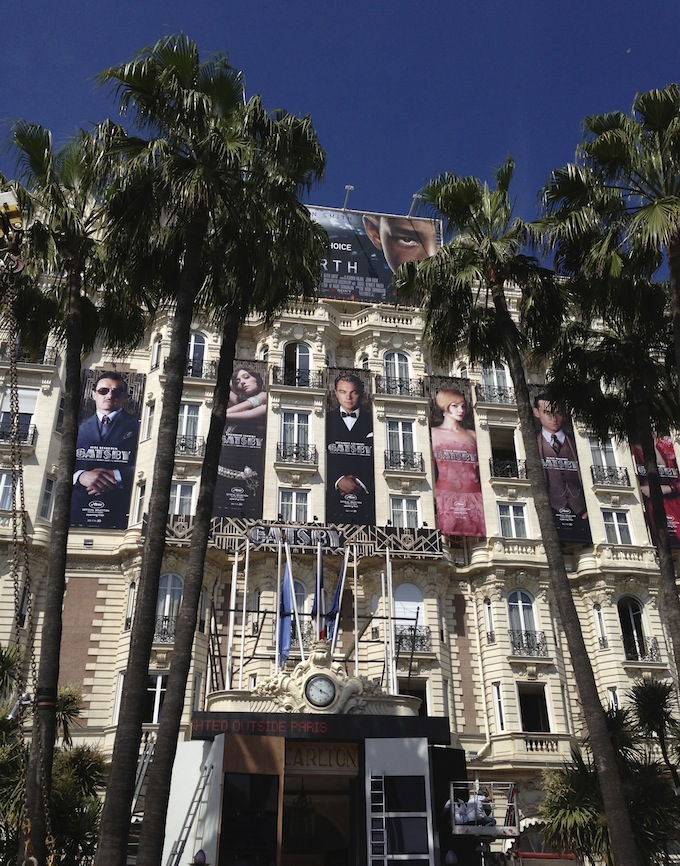 The Carlton ready for Festival de Cannes 2013