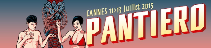 Pantiero Festival in Cannes 2013