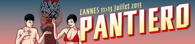 Pantiero Festival in Cannes 2013