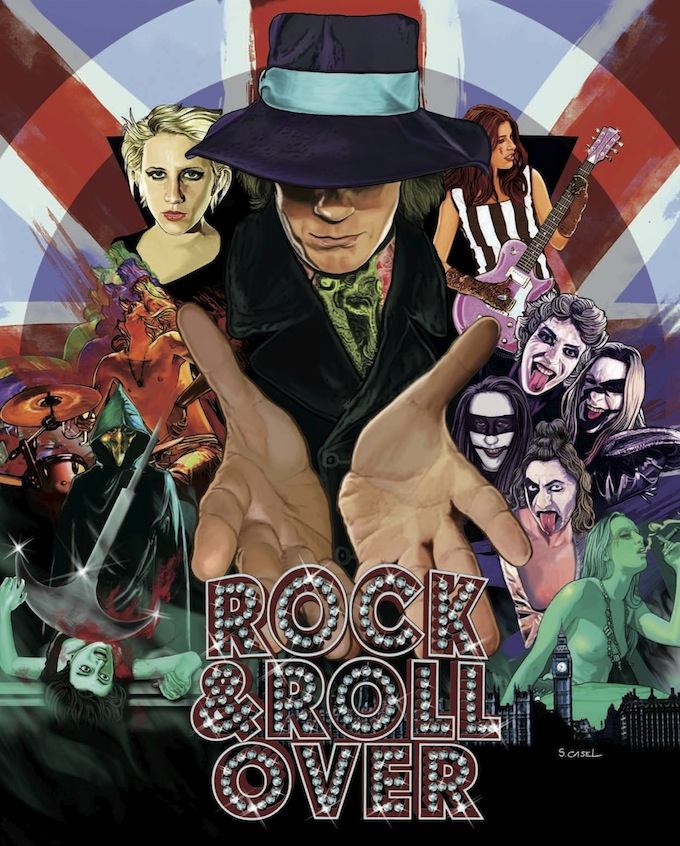 Rock'n'Roll Over the movie - coming to Cannes 2013
