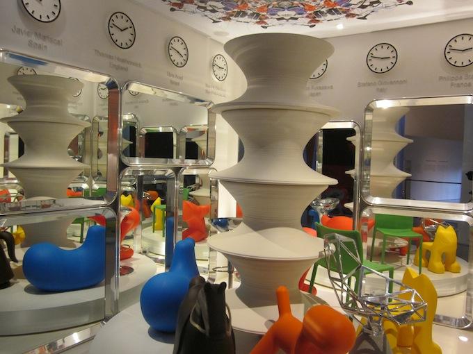 Triennale Design Museum in Milan