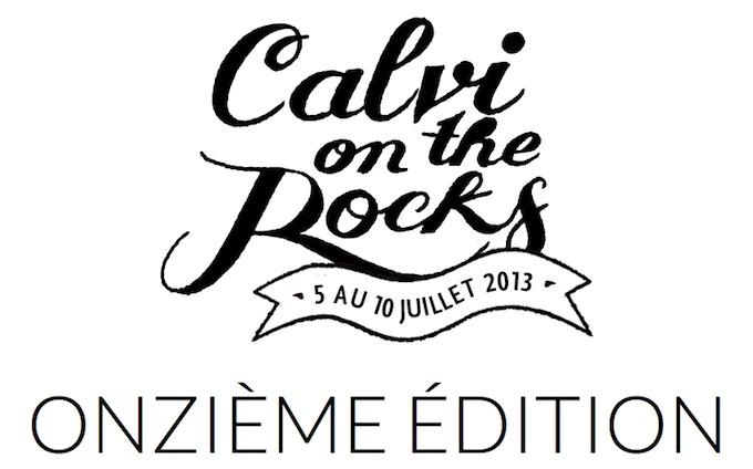 Calvi on the Rocks 2013