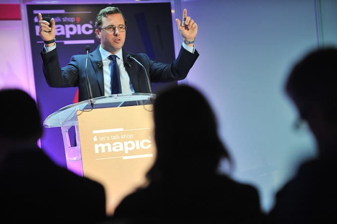 Action from MAPIC Cannes 2012