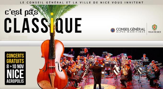 C'est Pas Classique 2013 in Nice