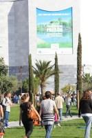 The Promenade du Paillon in Nice