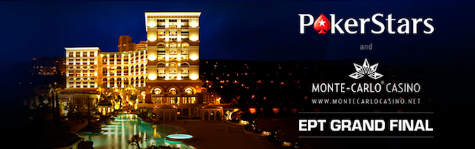 European Poker Tour final in Monaco April 2014