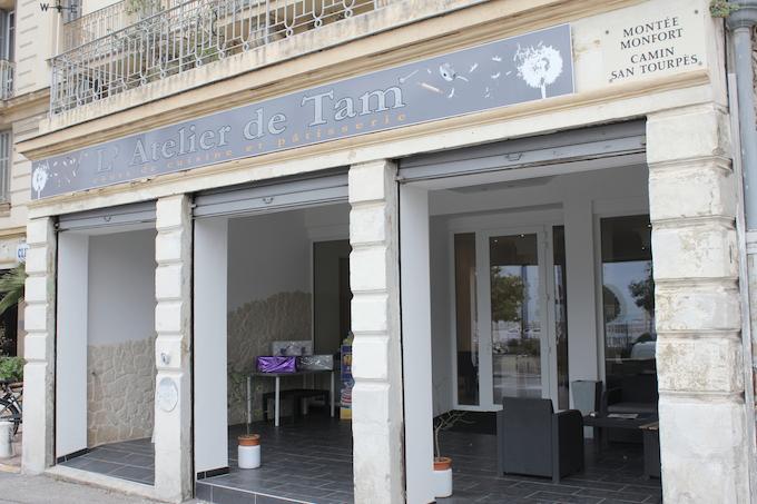 L'Atelier de Tam in Nice
