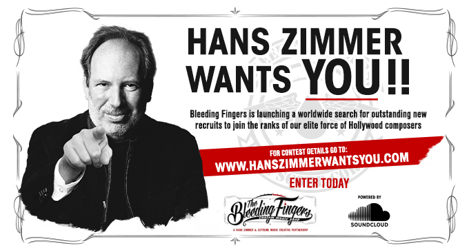 Bleeding Fingers - Hans Zimmer competition in LA