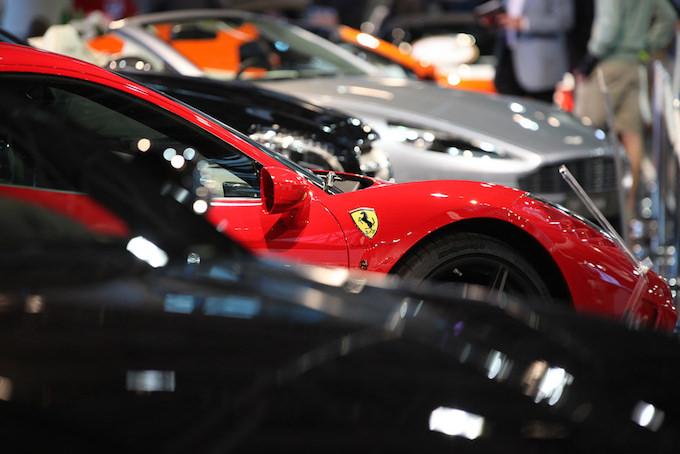 Top Marques Monaco 2014 supercars