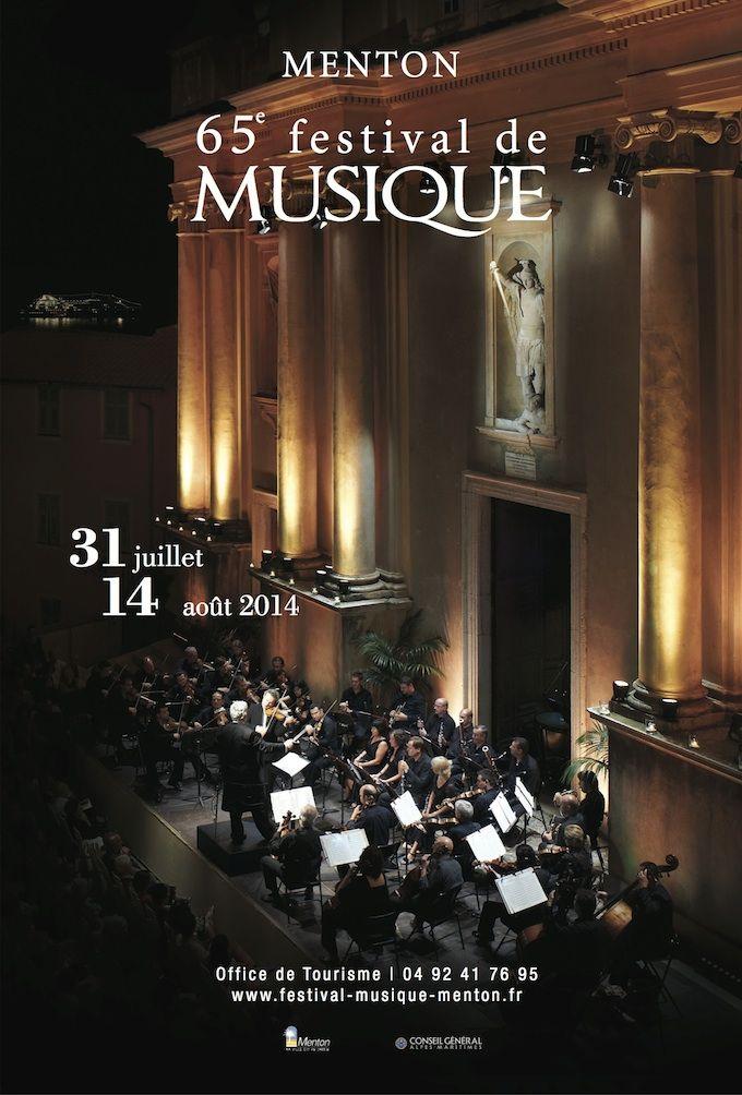 Festival de musique de Menton 2014