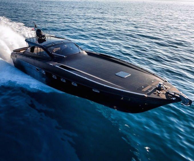 OTAM 58 super yacht
