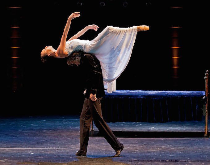 Anna Karenina with Eifman Ballet