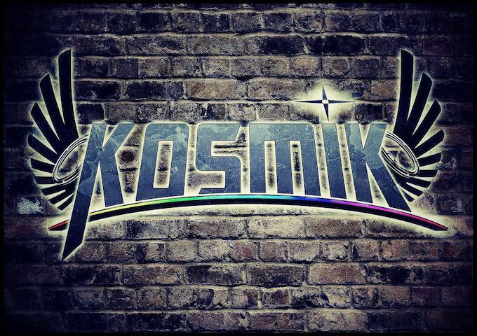 Kosmik events group logo