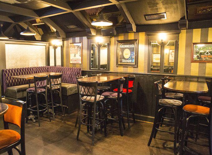 McCarthy's Pub in Monaco