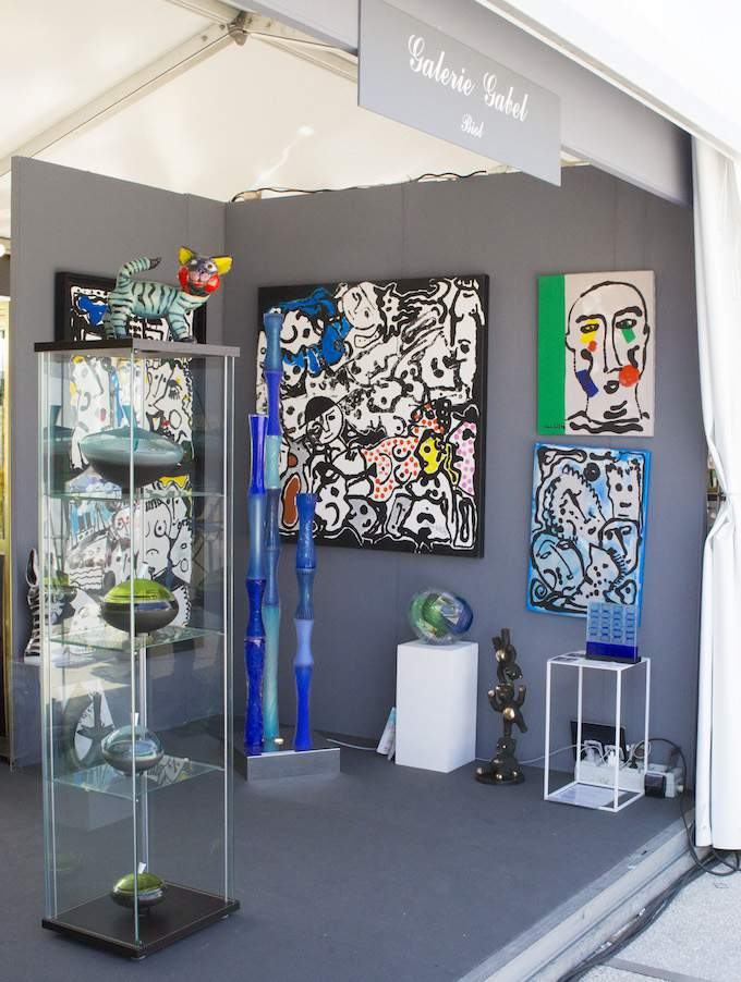 Antibes Art Fair 2015