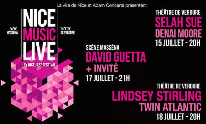 Nice Music Live 2015