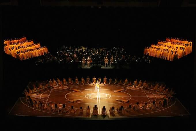 the Ninth Symphony photo_Kiyonori Hasegawa