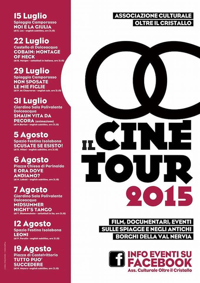 CineTour 2015 poster