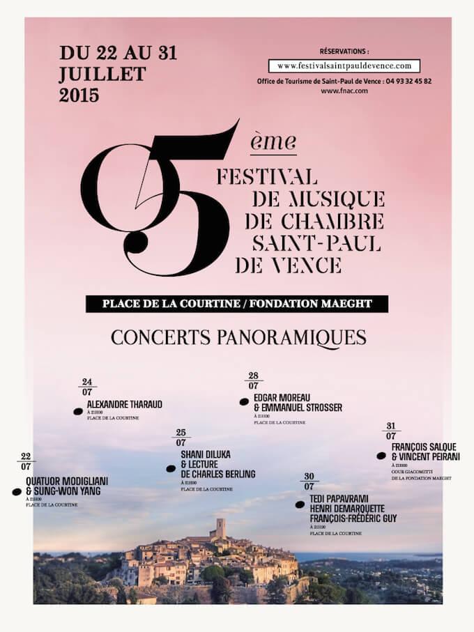 Festival de Saint-Paul de Vence