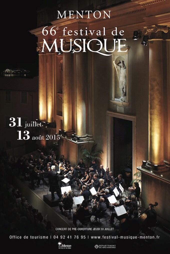 Festival de Musique de Menton 2015