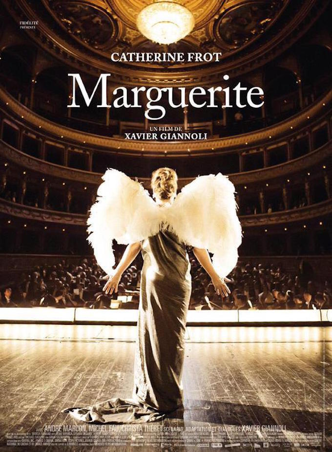 Poster fro Marguerite