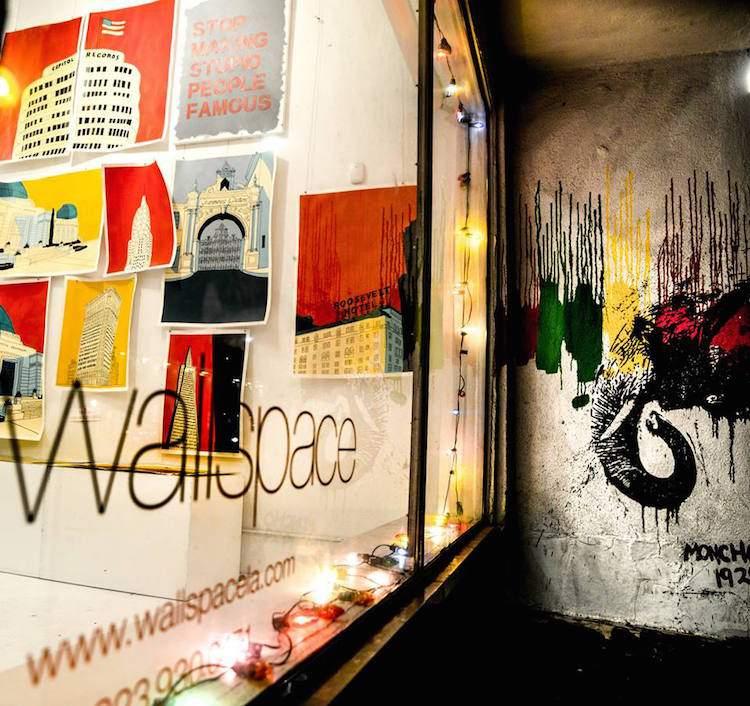 Wallspace Gallery in LA