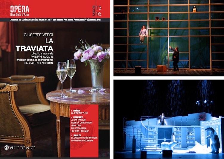 La Traviata coming to Nice