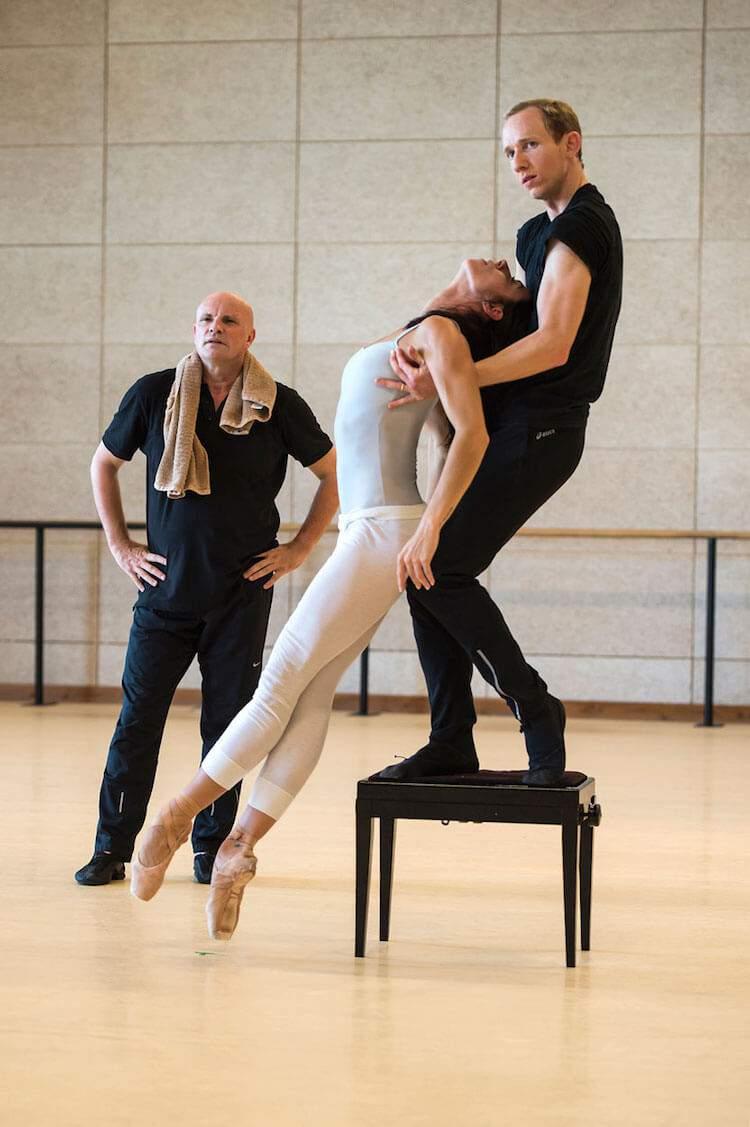 Presque Rien Ballets de Monte-Carlo